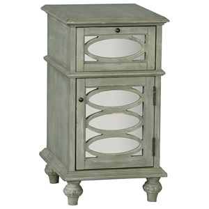 Pulaski Furniture Accents Alderbrook Chairside Chest