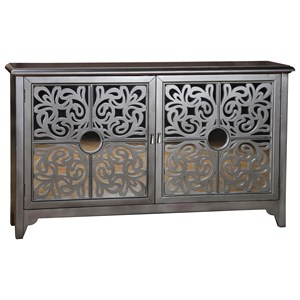Pulaski Furniture Accents Taj Credenza