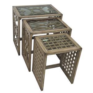 Pulaski Furniture Accents Nesting Table