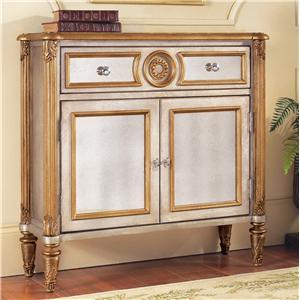 Pulaski Furniture Accents Mirrored Hall Chest