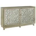 Pulaski Furniture Accents Christiene Credenza - Item Number: 766037
