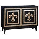 Pulaski Furniture Accents Fleur De Lis 2 Credenza - Item Number: 766046