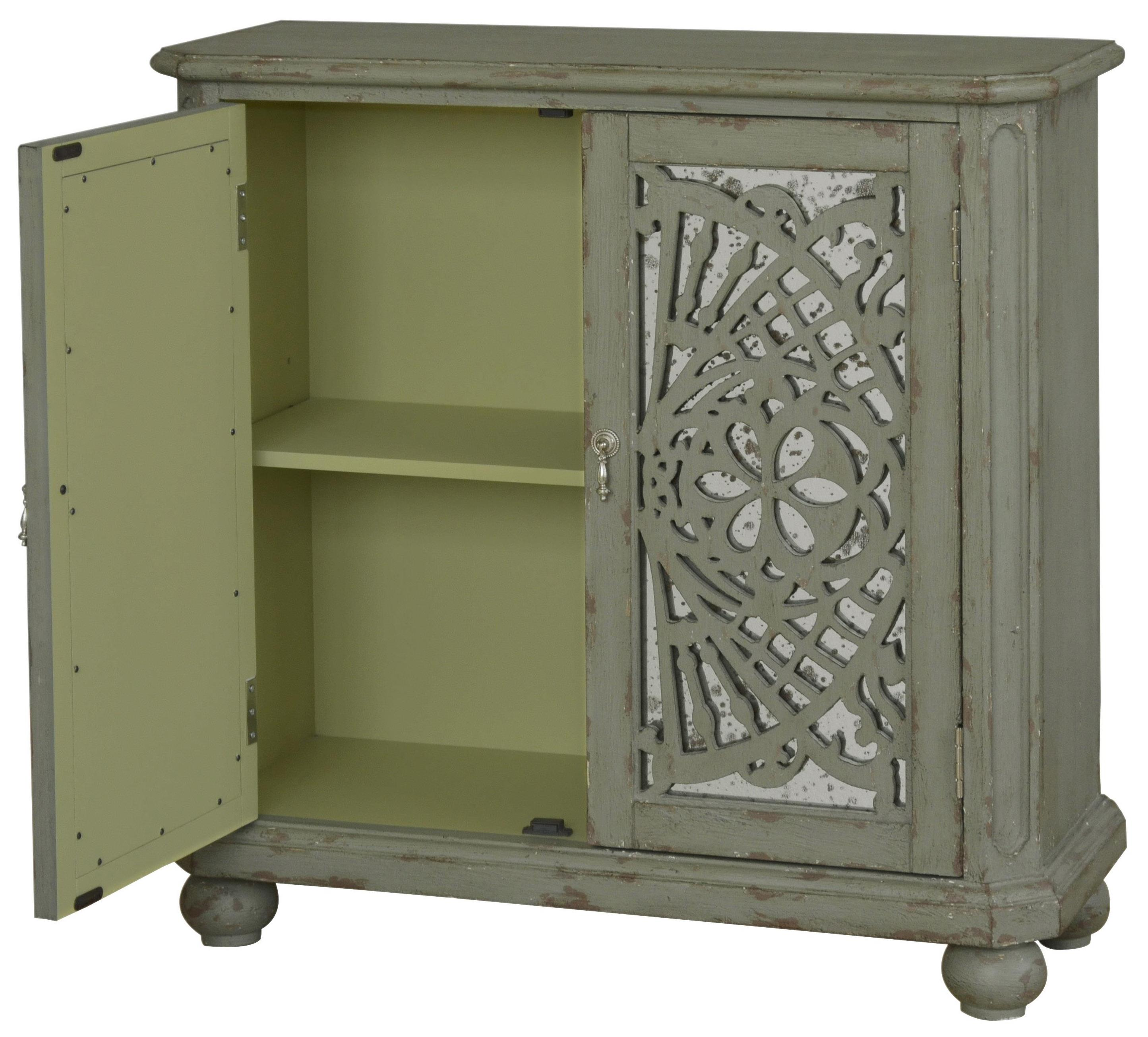 Pulaski Furniture Accents 766056 Distressed Hall Chest