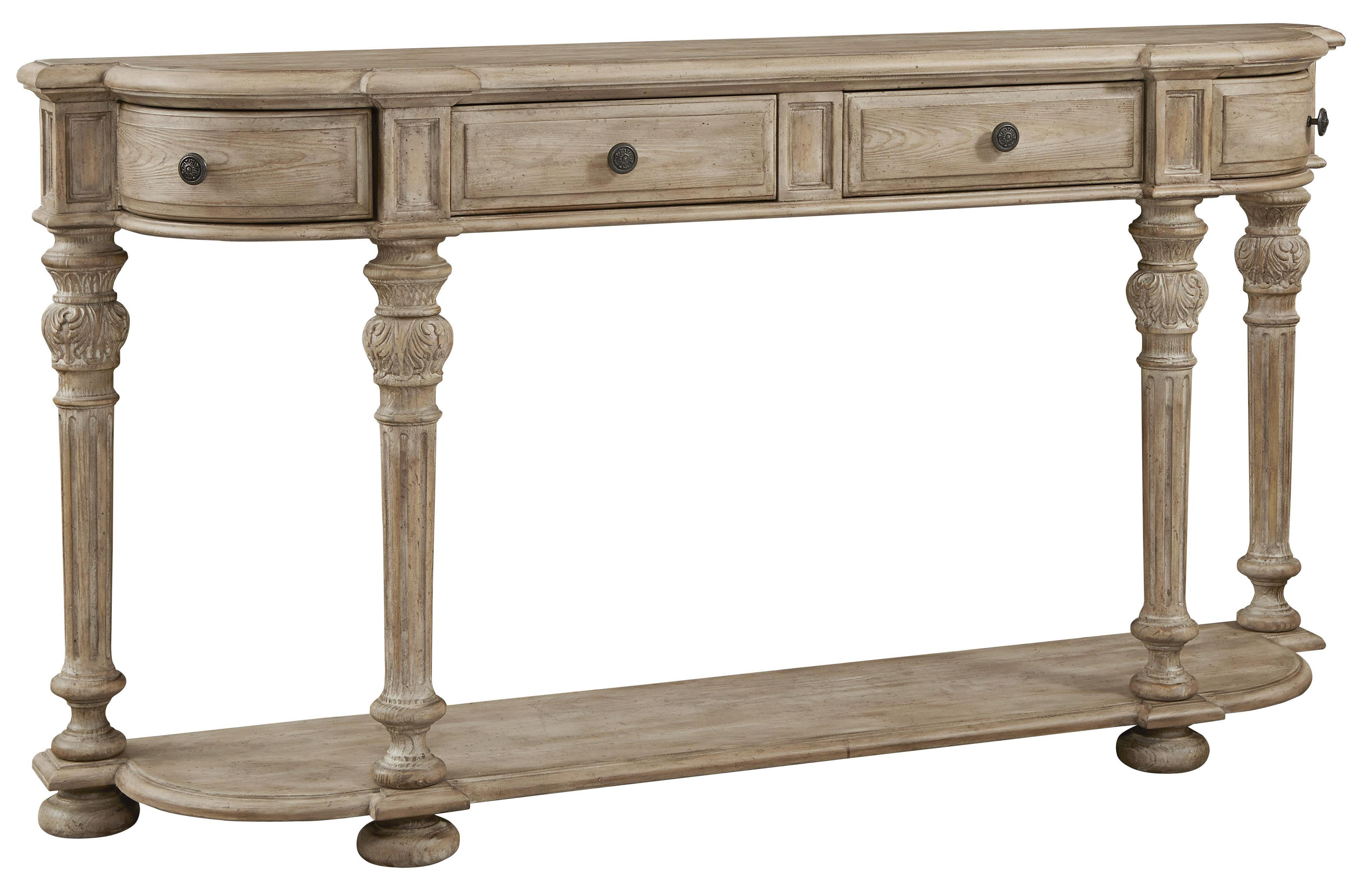 Pulaski Furniture Accents Console Table - Item Number: 766117
