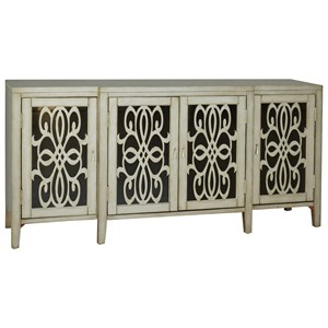 Pulaski Furniture Accents Tilda Credenza