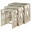Pulaski Furniture Accents Summer Nesting Table - Item Number: 806000