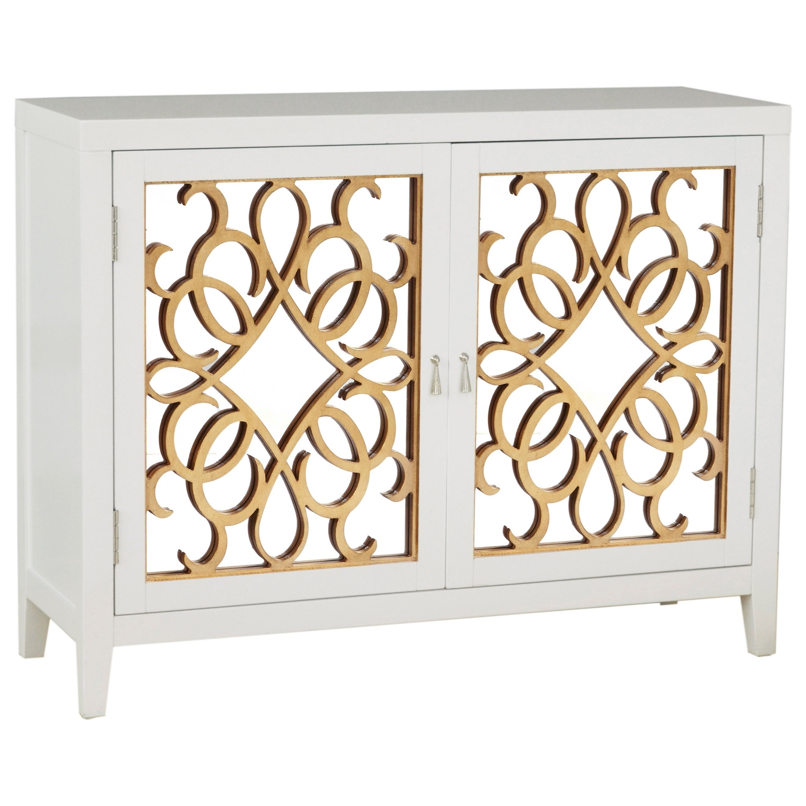 Pulaski Furniture Accents Wine Storage Console - Item Number: 806023