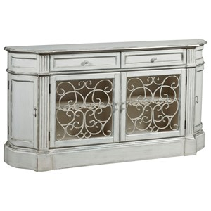 Pulaski Furniture Accents Ivory Credenza