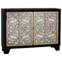 Pulaski Furniture Accents Finesse Accent Console - Item Number: 806054