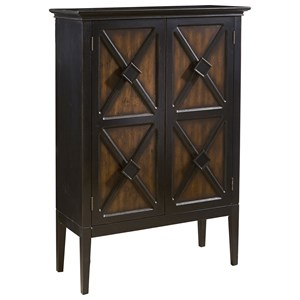 Pulaski Furniture Accents Norman Accent Cabinet