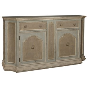 Pulaski Furniture Accents Phantom Credenza