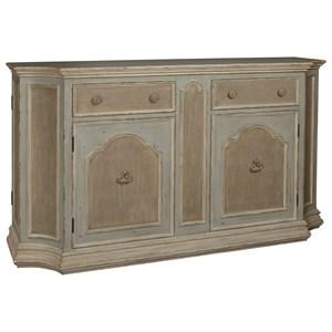 Pulaski Furniture Accents Phantom Credenza