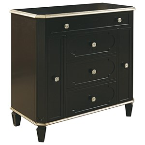 Pulaski Furniture Accents Sterling Jewelry Chest