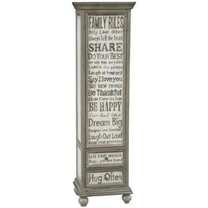 Pulaski Furniture Accents Accent Cabinet