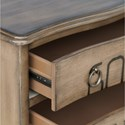 Pulaski Furniture Accents Four Drawer Accent Storage Chest