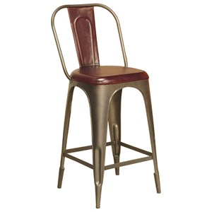 Pulaski Furniture Accents Rowan Bar Stool