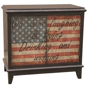 Pulaski Furniture Accents Accent Wine Cabinet
