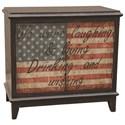 Pulaski Furniture Accents Accent Wine Cabinet - Item Number: DS-P006075