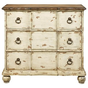 Pulaski Furniture Accents Santiago Blanco Accent Chest