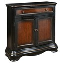 Pulaski Furniture Accents Gallant Two Tone Hall Chest