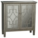 Pulaski Furniture Accents Thurston Accent Chest with Rose Interior