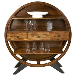Pulaski Furniture Accents Etagere