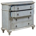 Pulaski Furniture Accents 4 Drawer Southcott Accent Chest