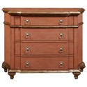 Pulaski Furniture Accents Cloister Accent Chest - Item Number: P017023