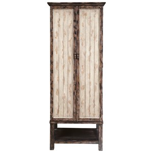 Pulaski Furniture Accents Rutledge Accent Cabinet