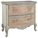 Pulaski Furniture Accents Monaco Accent Chest with Carved Cabriole Legs and Apron
