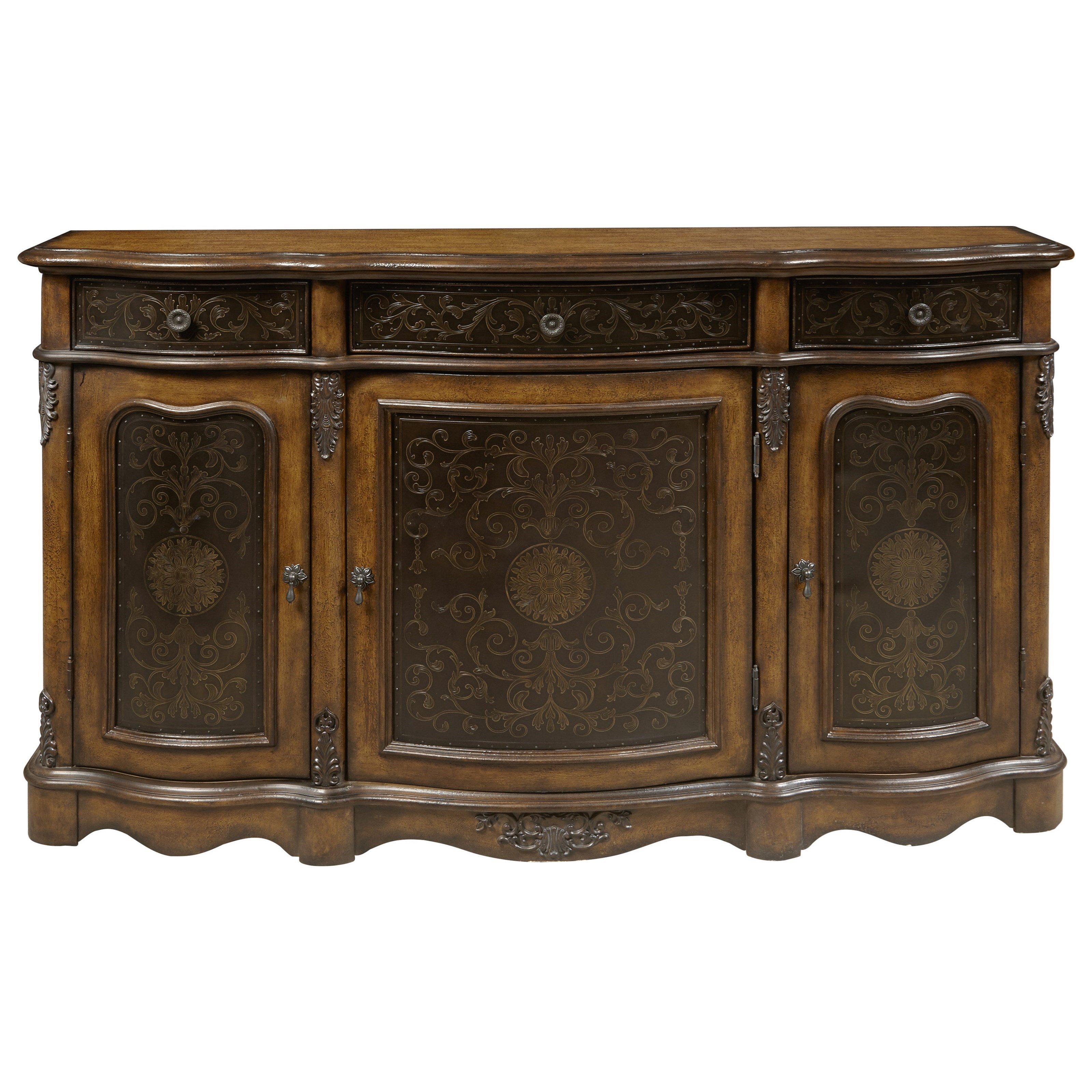 Pulaski Furniture Accents Accent Credenza - Item Number: P017040