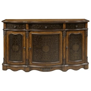 Pulaski Furniture Accents Accent Credenza