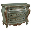 Pulaski Furniture Accents Au Clair Accent Chest with Bombay Case Design