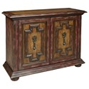 Pulaski Furniture Accents 2 Door La Donna Credenza