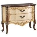 Pulaski Furniture Accents Maren Accent Cabinet with Traditional French Design