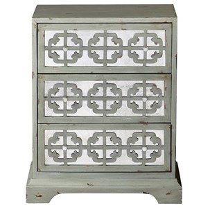 Pulaski Furniture Accents Amandari Accent Chest