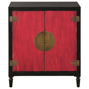 Pulaski Furniture Accents Tao Bar Cabinet