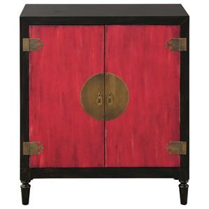 Pulaski Furniture Accents Tao Bar Cabinet