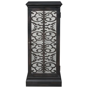 Pulaski Furniture Accents Coralie Wine Cabinet