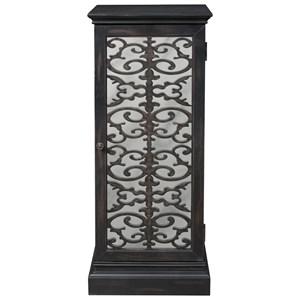 Pulaski Furniture Accents Coralie Wine Cabinet