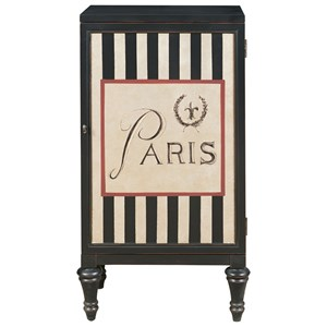 Pulaski Furniture Accents Paris Bar Cabinet