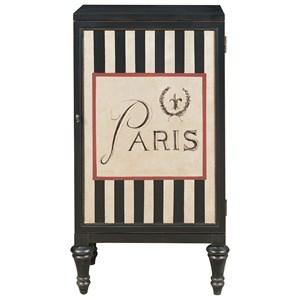 Pulaski Furniture Accents Paris Bar Cabinet
