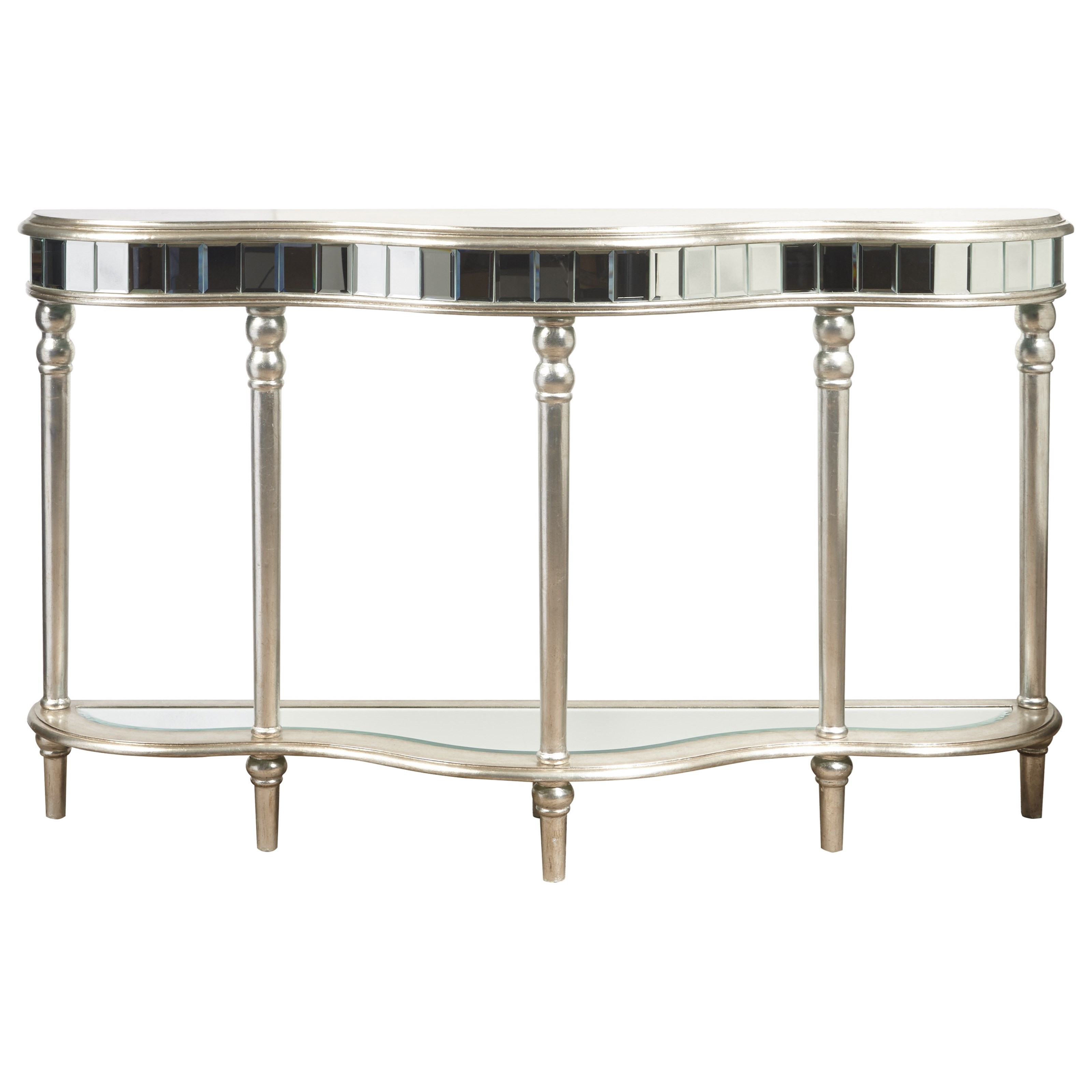 Pulaski Furniture Accents Console Table - Item Number: P017164
