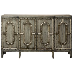 Pulaski Furniture Accents Mariella Bar Cabinet
