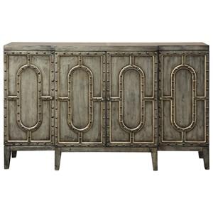 Pulaski Furniture Accents Mariella Bar Cabinet