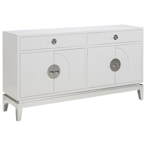 Pulaski Furniture Accents Sutton Credenza