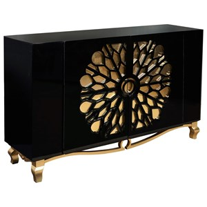 Pulaski Furniture Accents 2-Dr Console