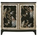 Pulaski Furniture Accents Charlotte Accent Cabinet - Item Number: P020020