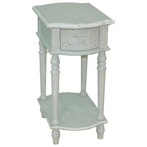 Pulaski Furniture Accents Arwin Accent Table