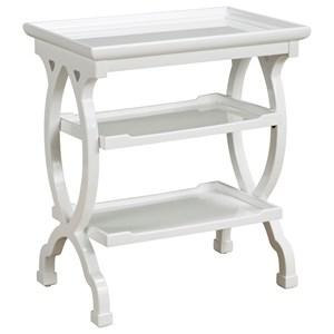 Pulaski Furniture Accents Silvestre Accent Table
